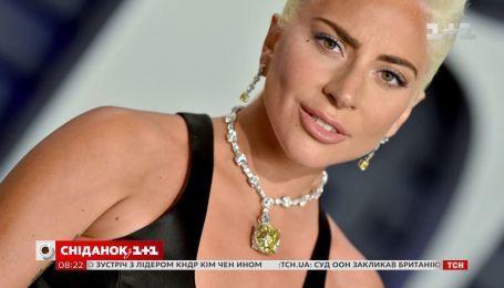 """30 мільйонів на шиї: світ обговорює скандальну прикрасу Леді Гаги на церемонії """"Оскар-2019"""""""