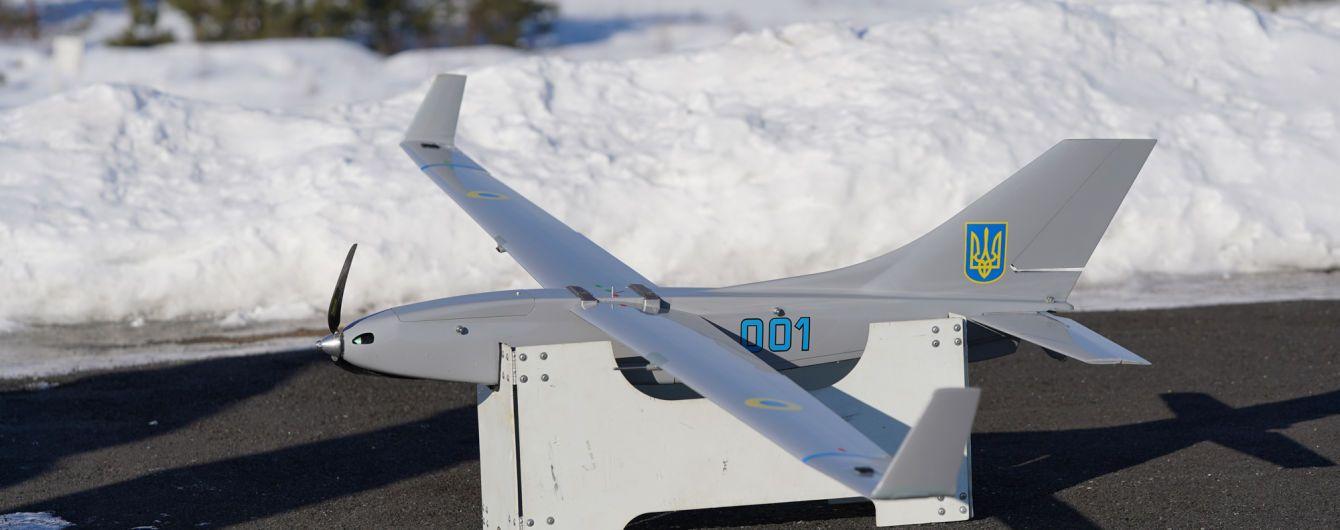 ВСУ приняли на вооружение новейший украинский беспилотник Spectator-М1