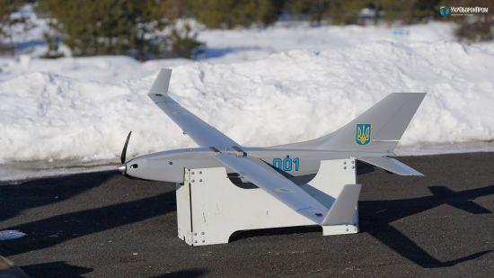 ЗСУ прийняли на озброєння новітній український безпілотник Spectator-М1