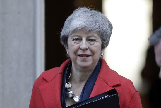 Мей офіційно склала повноваження лідера Консервативної партії Британії