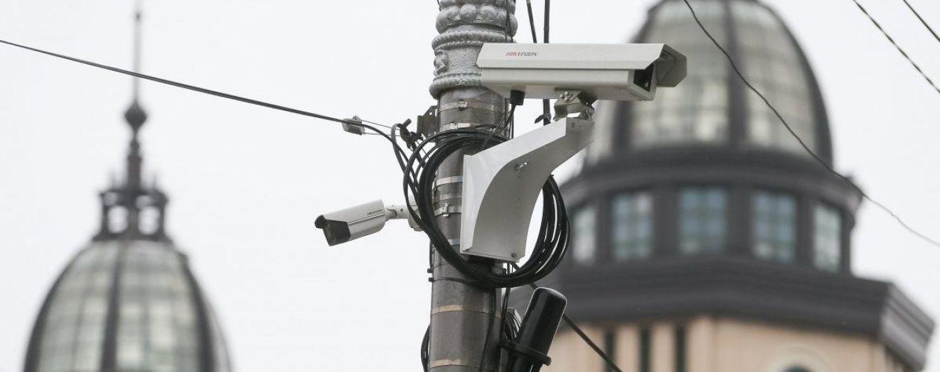 МВД выписало 15,5 тысячи тестовых штрафов благодаря камерам фото- и видеофиксации