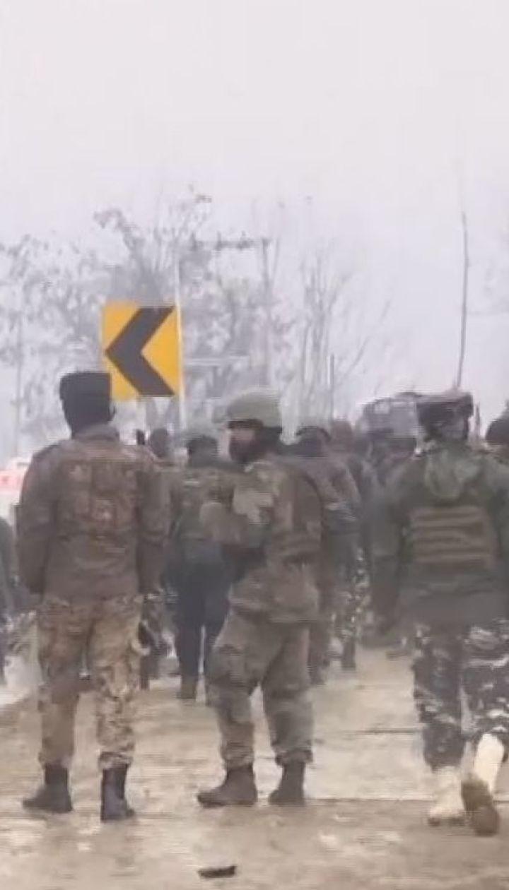 Президент Пакистану попередив Індію про адекватну відповідь після авіаудару по Кашміру