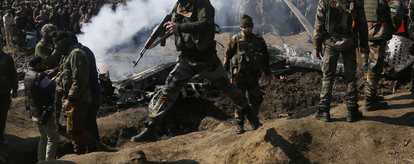 Военное обострение между Пакистаном и Индией. Текстовый онлайн