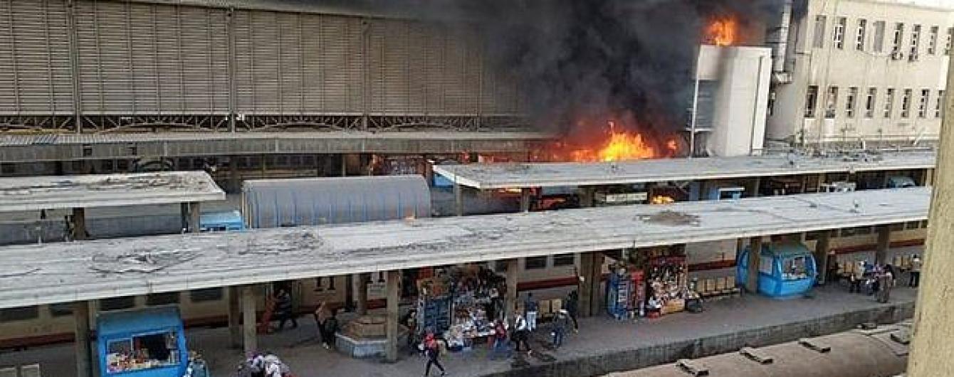Причиною жахливої трагедії на вокзалі в Каїрі стала сварка машиністів – генпрокурор Єгипту