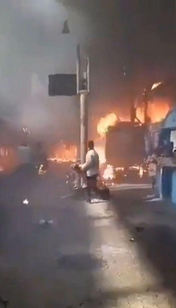 Пожежа на єгипетській залізниці: щонайменше 20 людей загинули, півсотні поранені