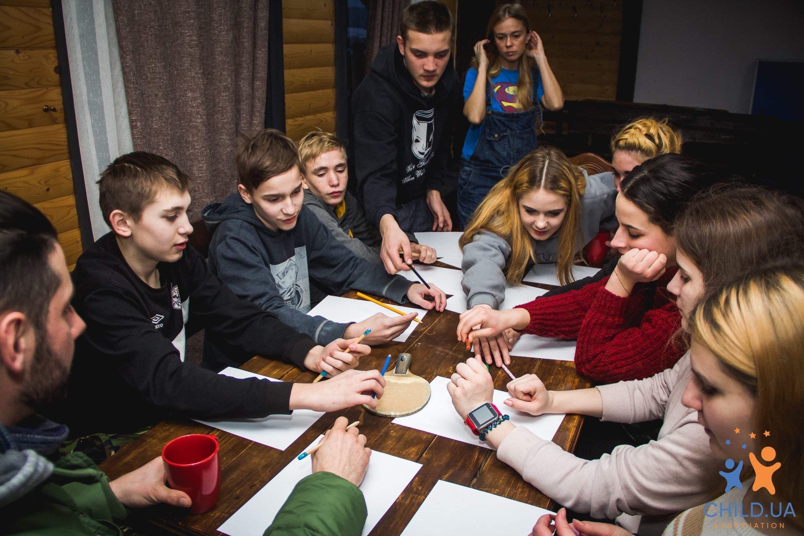 Асоціація CHILD.UA_реклама