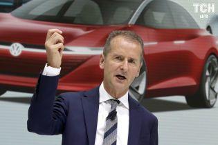 """Volkswagen настроился создавать """"умные"""" электрокары для США и Китая"""