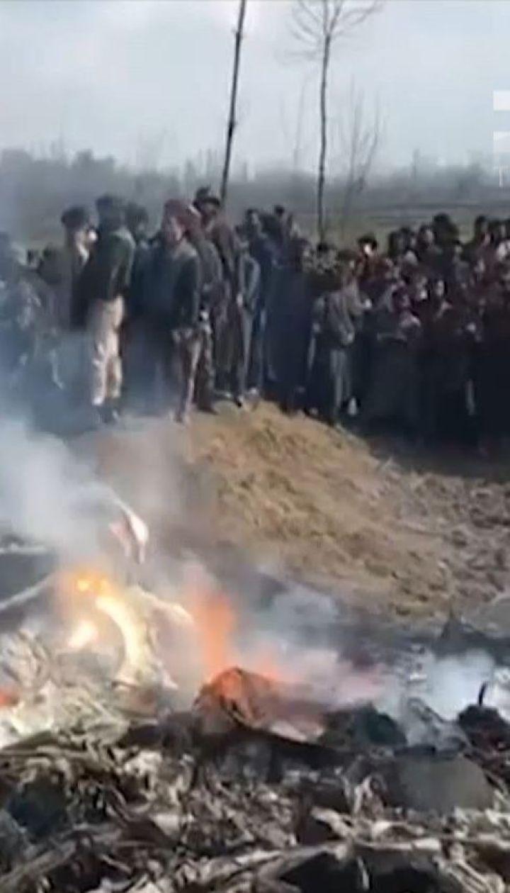 Стрельба на границе двух ядерных государств: Пакистан открыл огонь по индийским самолетам