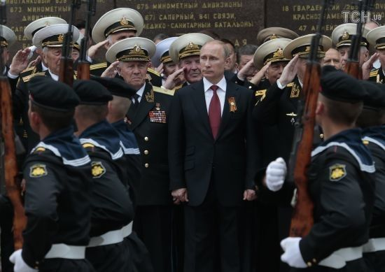 В Кремлі назвали дату, коли Путін поїде на святкування анексії Криму