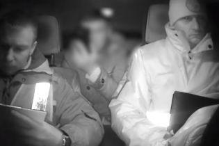 """""""Я блогер и у меня много подписчиков"""": в Хмельницком водитель с признаками опьянения угрожал патрульным"""