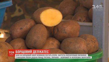 Стоимость овощей выросла более чем треть по сравнению с прошлым годом