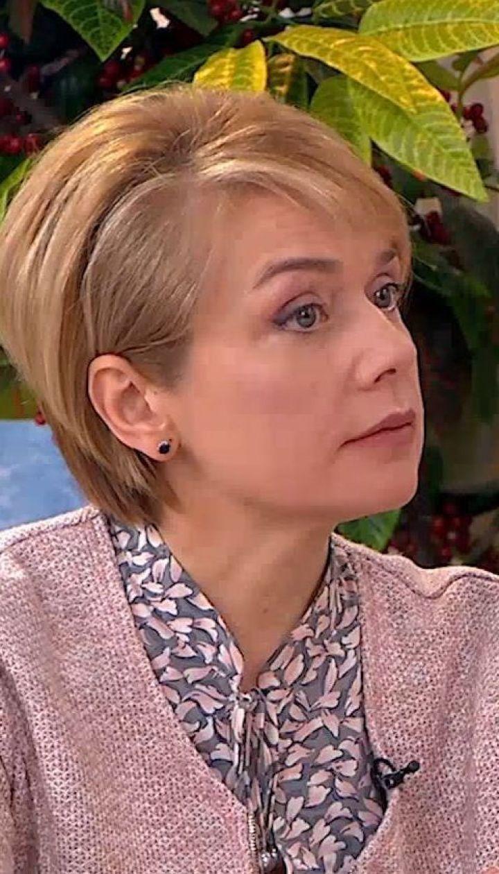 """Лілія Гриневич відповіла на питання гостей """"Сніданку"""""""