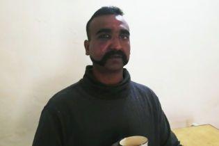 Пакистан готовий звільнити захопленого в полон індійського пілота
