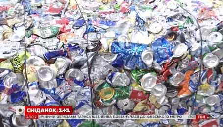 Не викидати, а сортувати: як у Обухові вирішили проблему переробки відходів