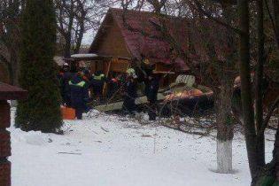 В России самолет упал на жилой дом, есть жертвы