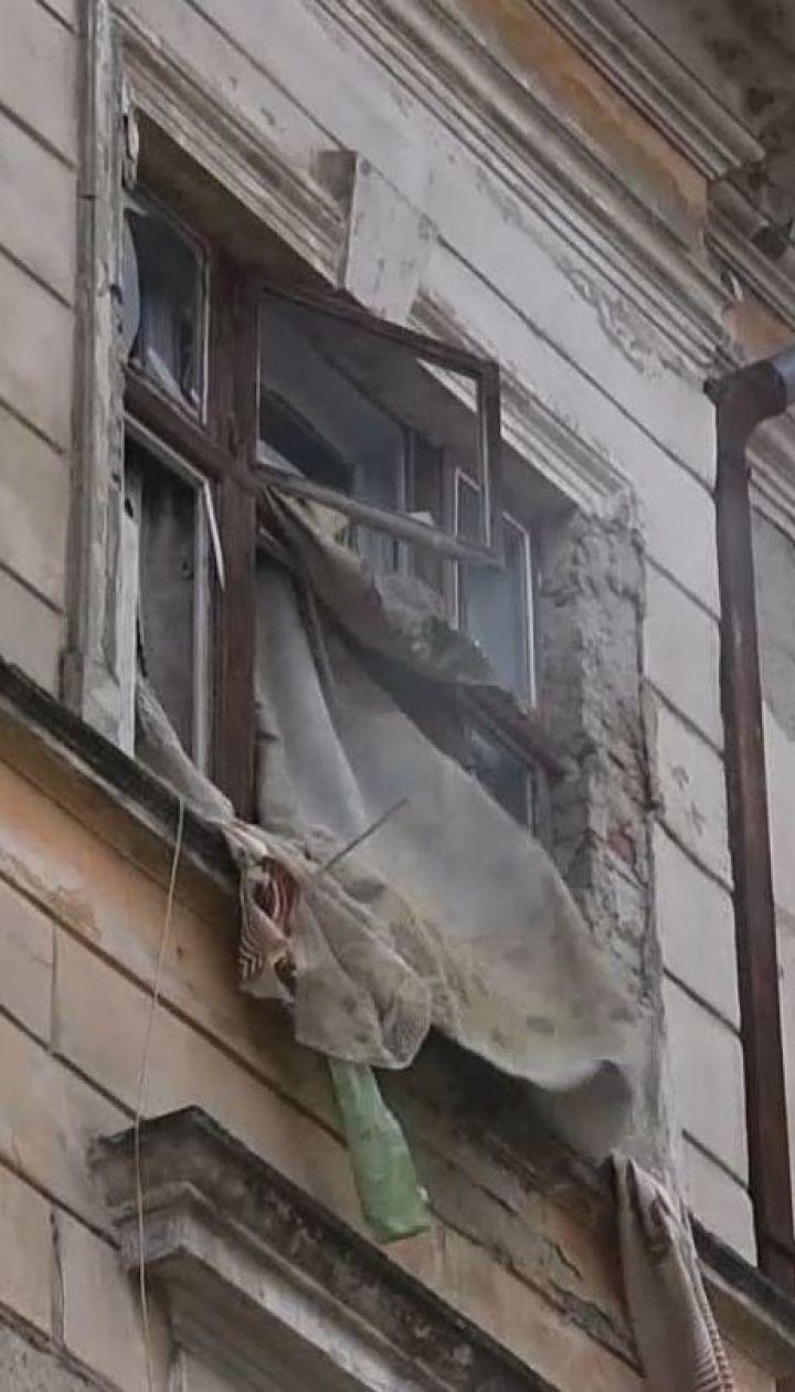У середмісті Чернівців у житловому будинку вибухнув газовий котел