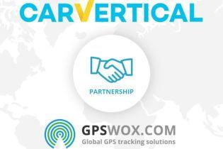 GPSWOX и carVertical заключили договор о сотрудничестве