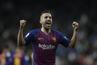 """""""Барселона"""" продлила контракт с защитником, сумма отступных 500 миллионов евро"""