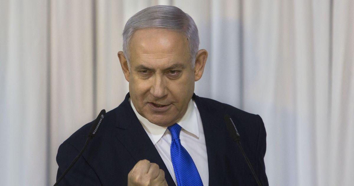 Премьер Израиля обвинил Иран в террористических актах