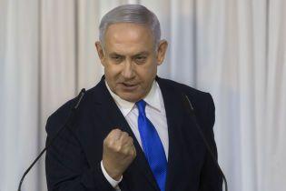Нетаньяху наказав продовжити завдання масованих ударів в Секторі Гази