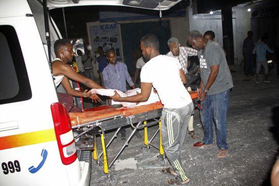 Теракт в готелі Сомалі. Кількість жертв перевищила два десятки