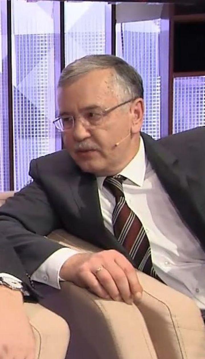 Гриценко та Садовий тримають інтригу щодо можливого об'єднання на виборах