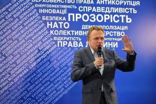 """Садовый заявил, что """"Самопомощь"""" поддержит назначение инаугурации Зеленского на 19 мая"""