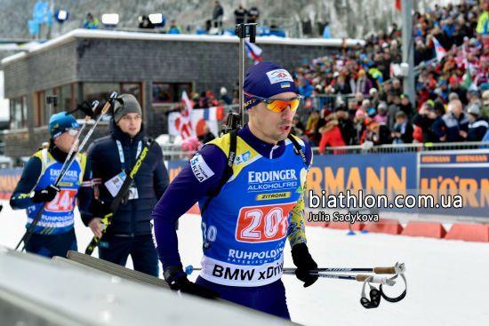 Збірна України оголосила склад на Чемпіонат світу з біатлону