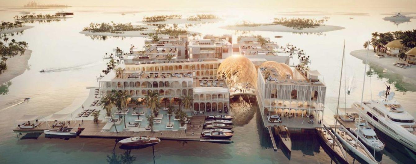 В Дубае откроют первый в мире подводный курорт