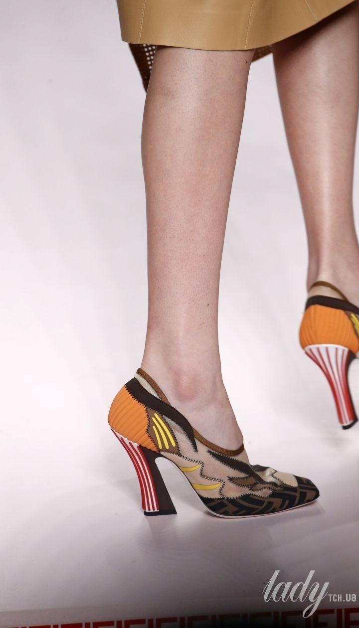 Коллекция Fendi прет-а-порте сезона весна-лето 2019 @ East News