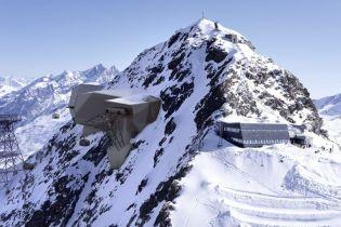 В Альпах появится самая высокая канатная дорога