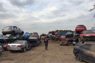 Появился антирейтинг машин, которые украинцы сдают на утилизацию