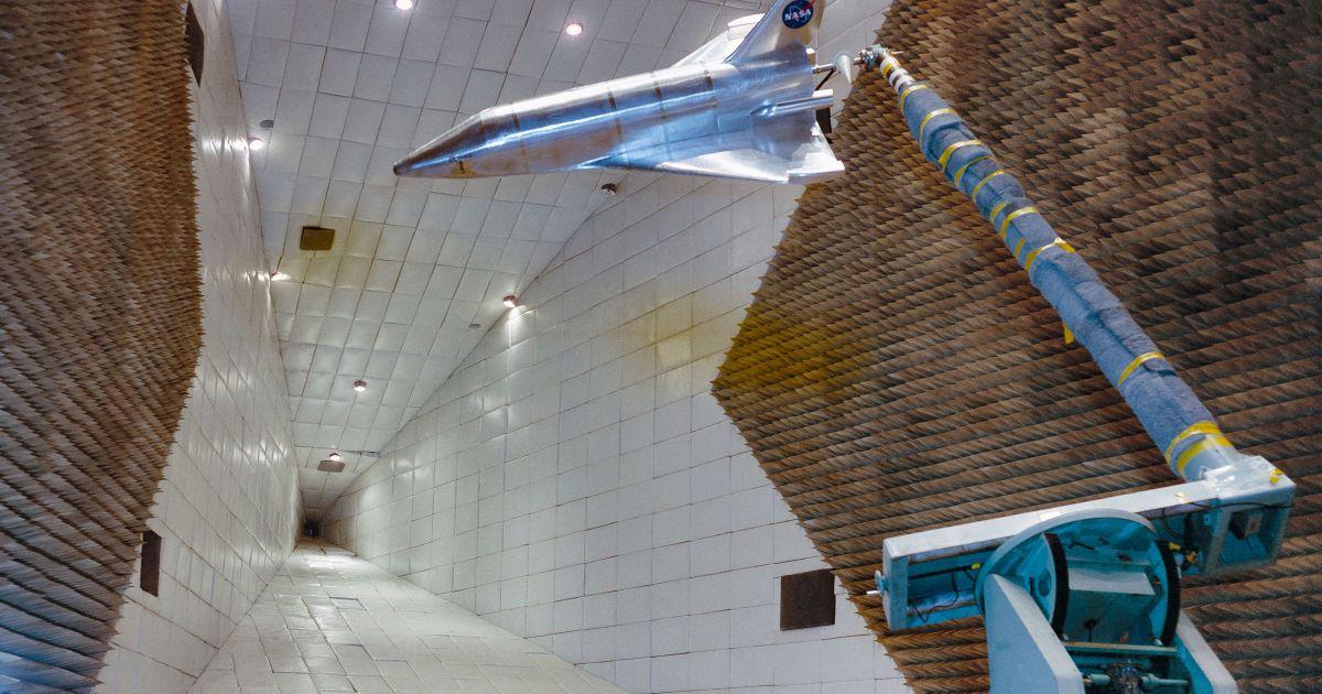 Безлунна камера NASA.