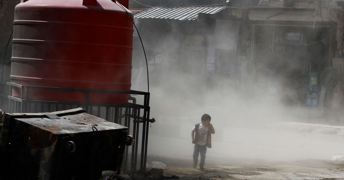 Хлор использовался во время химатаки в сирийской Думе прошлого года - доклад ОЗХО