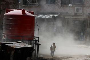 Хлор використовувався під час хіматаки в сирійській Думі минулого року - доповідь ОЗХЗ