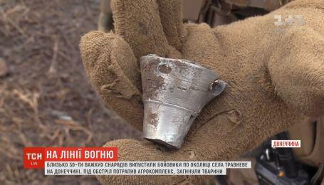 Вместо ночных обстрелов оккупанты начали обстреливать украинские позиции среди белого дня