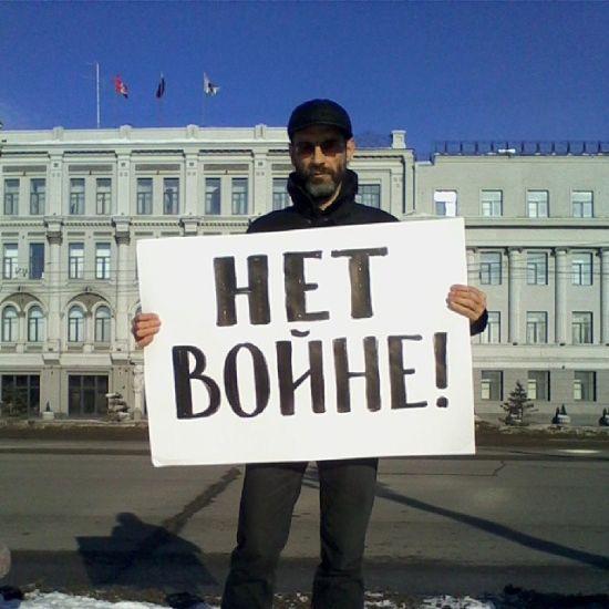 До України втік російський правозахисник, якого на батьківщині звинувачують у закликах до тероризму