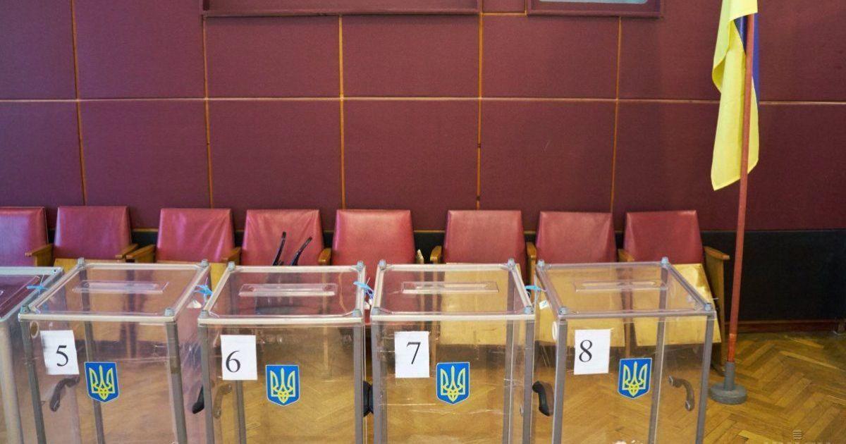 На Чернігівщині чоловік кинув коктейль Молотова у виборчу дільницю