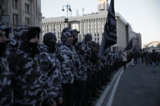 """Аваков про """"Нацдружини"""" на виборах: силою має право діяти тільки поліція"""