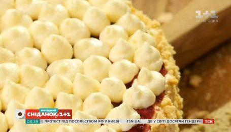 Торт с кремом Пломбир - Сладкое воскресенье