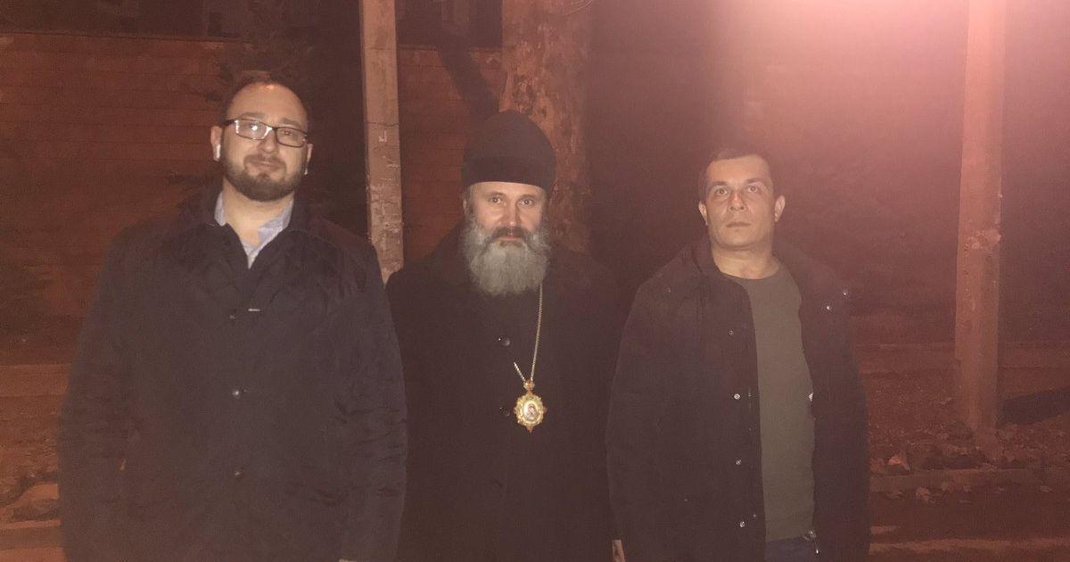 В Криму окупанти відпустили архієпископа Климента