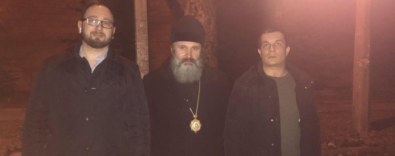 В Крыму оккупанты отпустили архиепископа Климента