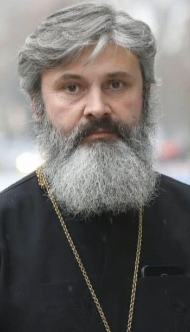 У Криму затримали архієпископа ПЦУ Климента