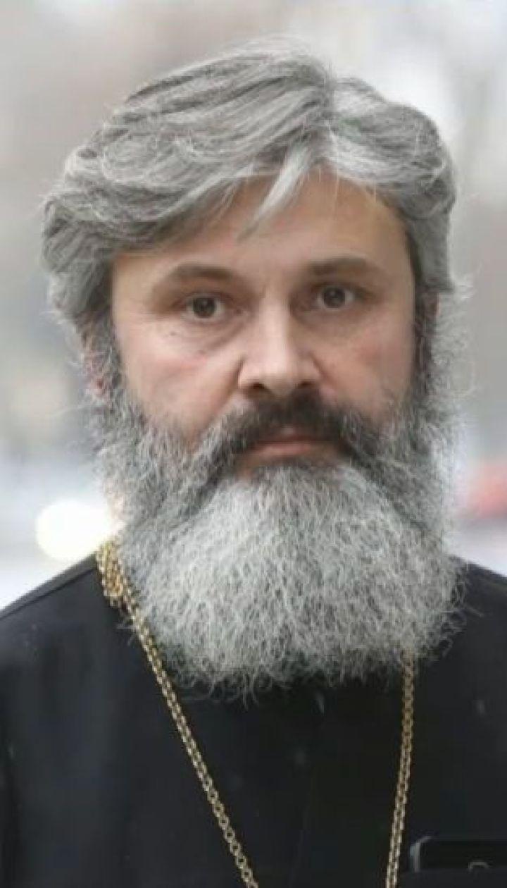 В Крыму задержали архиепископа ПЦУ Климента