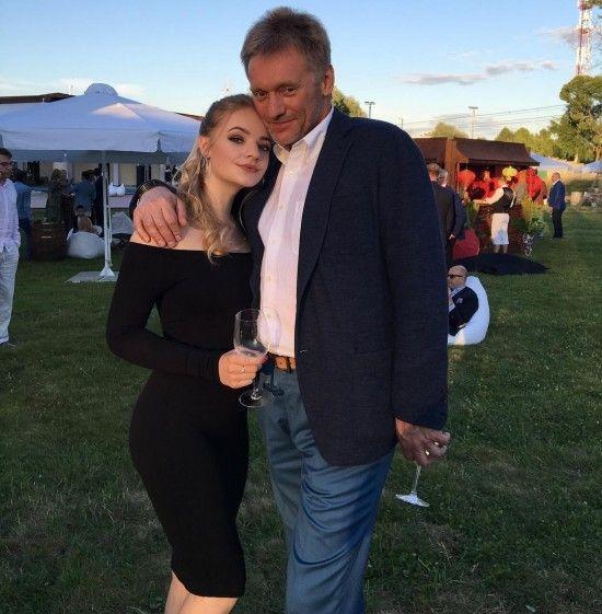 VIP-шпигунка: чим займається донька Пєскова у Європарламенті та які секрети ЄС могла б вивідати
