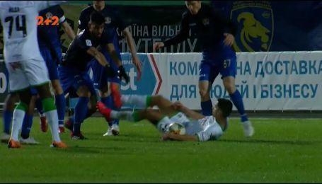 Карпаты - Львов - 0:1. Видео-обзор матча