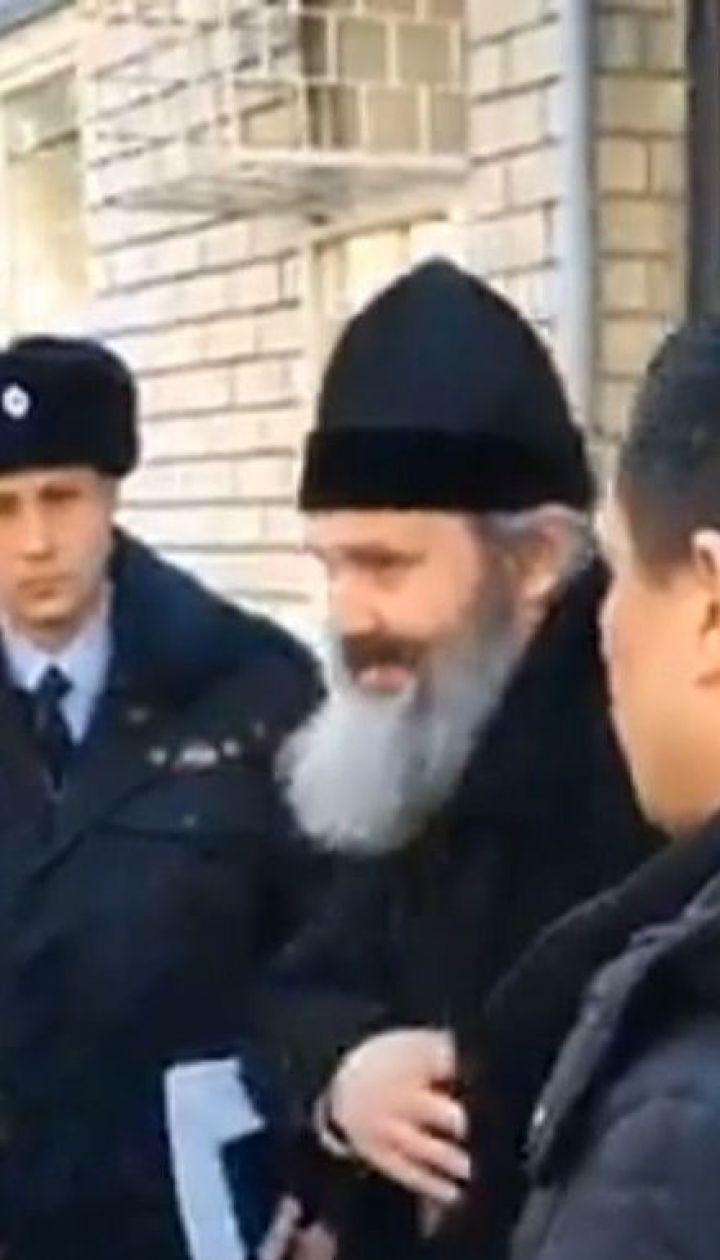Окупанти Криму півдня водили по райвідділках і зрештою відпустили архієпископа Климента