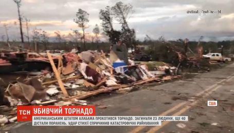 Торнадо в США забрав життя 22-х людей