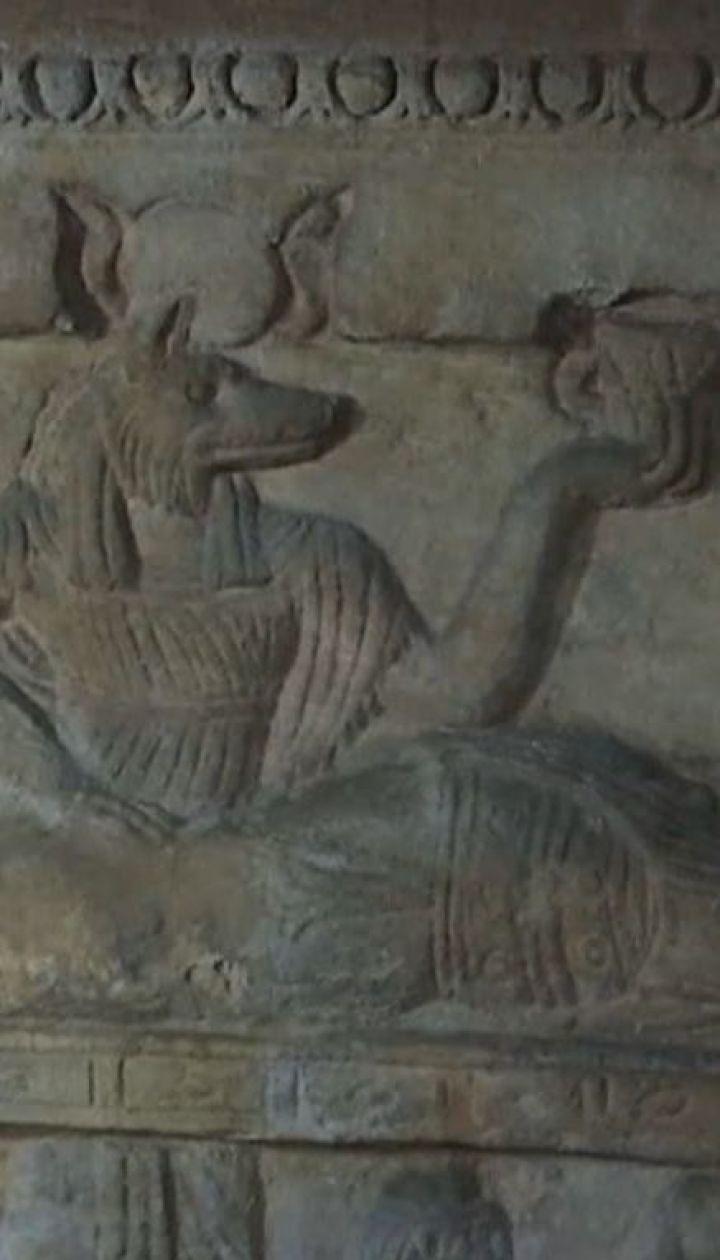 Туристи зможуть відвідати у Єгипті унікальну гробницю, яка довгий час була затоплена