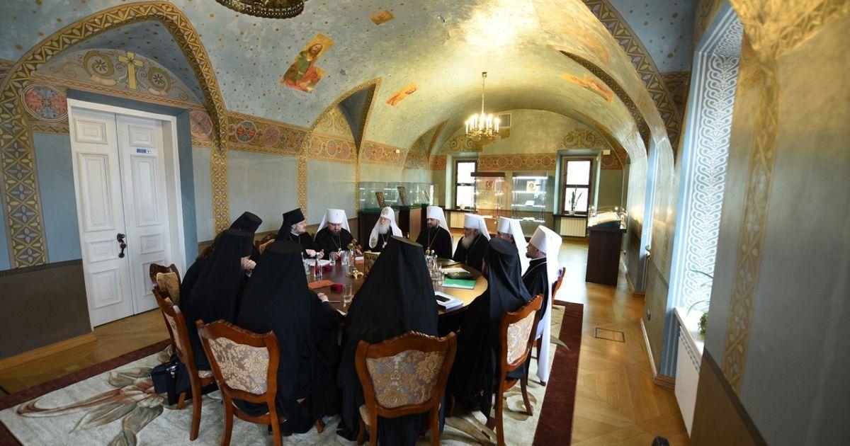 'Киевский патриархат ликвидирован'. ПЦУ отреагировала на обвинения Фил